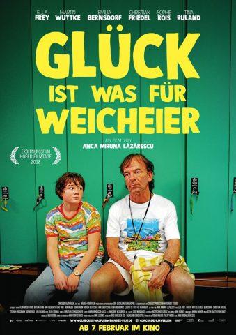 Glück ist was für Weicheier - 2018 Filmposter