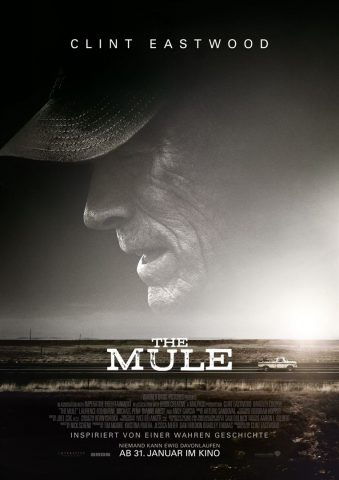 The Mule - 2018 Filmposter