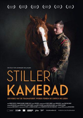 Stiller Kamerad - 2017 Filmposter