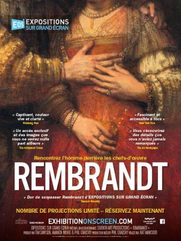 Rembrandt - 2014 Filmposter