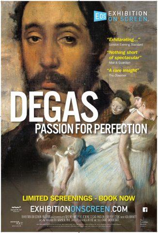 Degas: Leidenschaft für Perfektion - 2018 Filmposter
