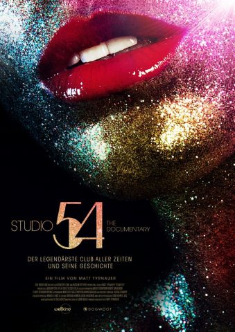 Studio 54 - 2018 Filmposter
