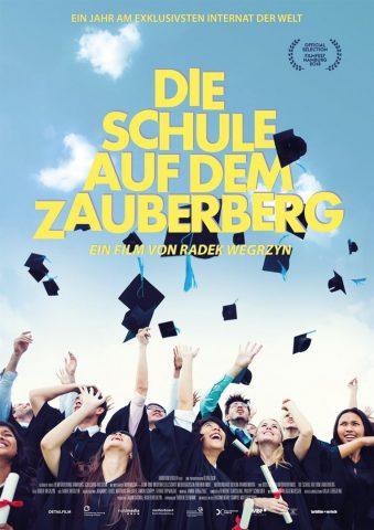 Die Schule auf dem Zauberberg - 2018 Filmposter