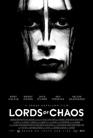 Lords of Chaos - 2018 Filmposter
