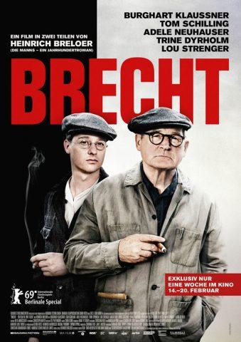 Brecht - 2019 Filmposter