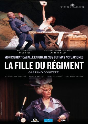 La fille du régiment - Wiener Staatsoper - 2007 Poster