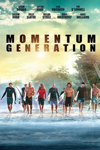 Momentum Generation - 2018 Filmposter