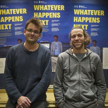 Whatever Happens Next Premiere im Metropol