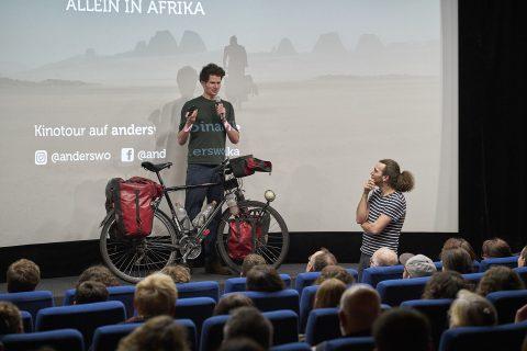 Anderswo. Premiere im Metropol - 2019