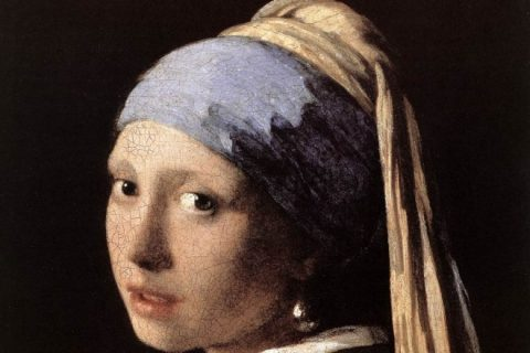 Girl with a Pearl Earring - 2015