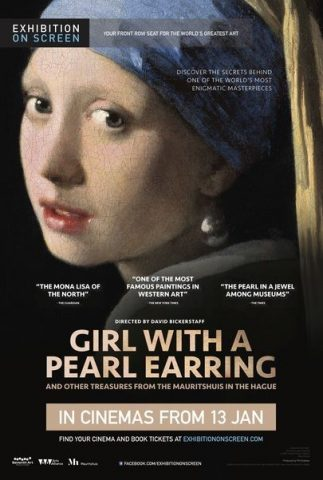 Girl with a Pearl Earring - 2015 Filmposter