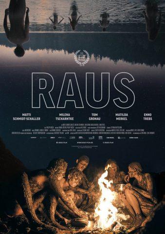 Raus - 2018 Filmposter