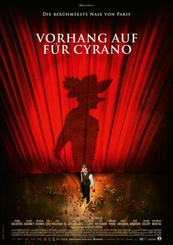 Vorhang auf für Cyrano - 2018 Filmposter