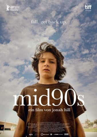 mid90s - 2019 Filmposter