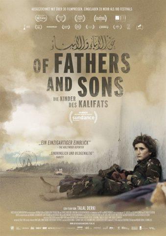 Of Fathers and Sons - 2017 Filmposter