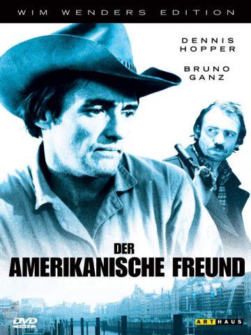 Der amerikanische Freund - 1976 Filmposter