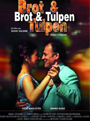 Brot und Tulpen - 2000 Filmposter