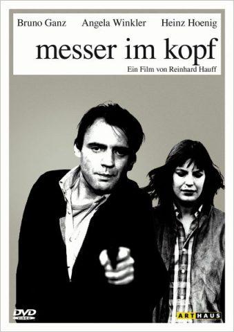 Messer im Kopf - 1978 Filmposter