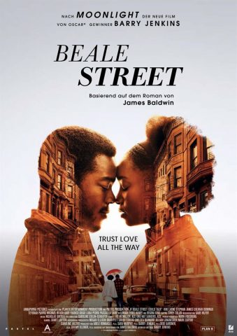 Beale Street - 2018 Filmposter