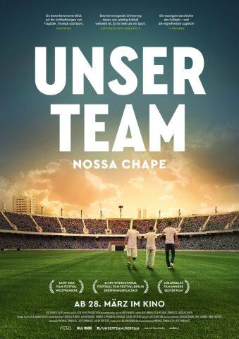 Unser Team - 2018 Filmposter