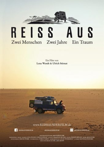 Reiss aus - 2018 Filmposter