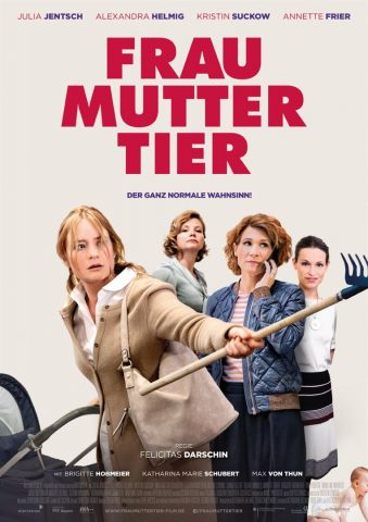 Frau Mutter Tier - 2018 Filmposter