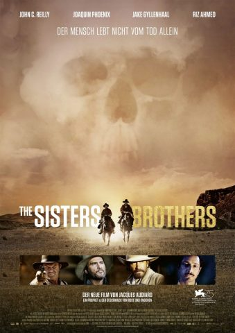 The Sisters Brothers - 2018 Filmposter