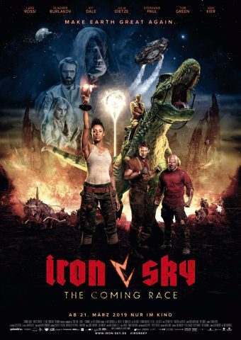 Iron Sky 2 - 2019 Filmposter