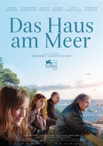 Das Haus am Meer - 2017 Filmposter