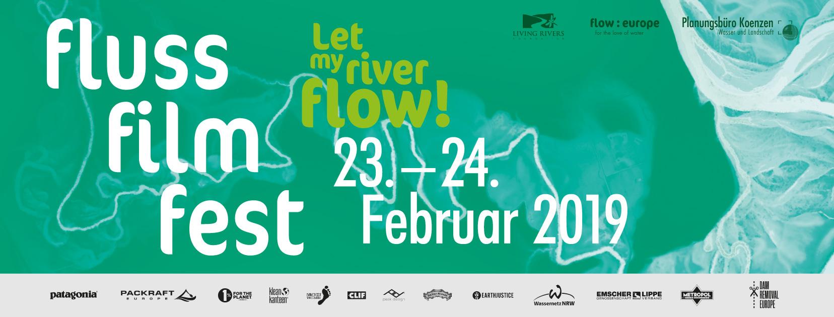 Fluss-Film-Fest 2019 Banner