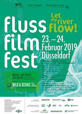 Fluss-Film-Fest 2019 Poster