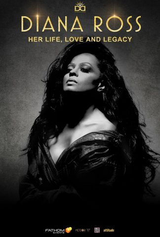 Diana Ross - Her Life, Love and Legacy - 2019 Filmposter