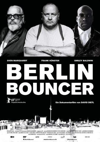 Berlin Bouncer - 2019 Filmposter