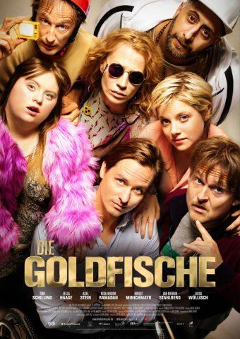 Die Goldfische - 2019 Filmposter