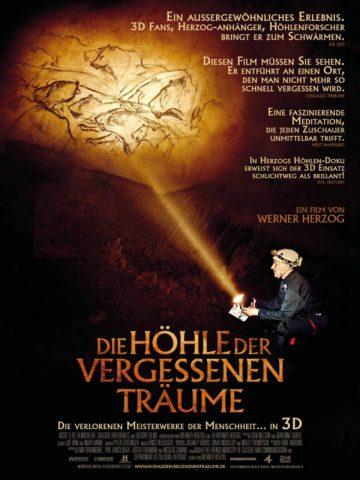 Die Höhle der vergessenen Träume - 2010 Filmposter