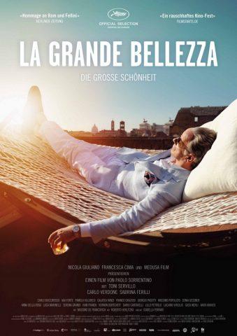La Grande Bellezza - 2013 Filmposter