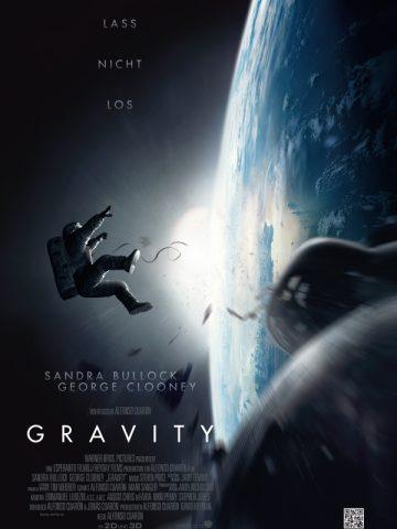 Gravity - 2013 Filmposter