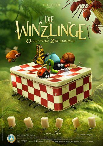 Die Winzlinge - 2013 Filmposter
