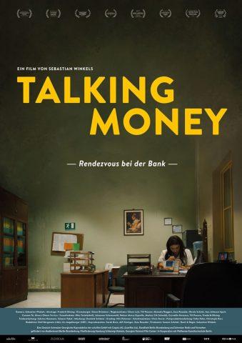 Talking Money - 2018 Filmposter