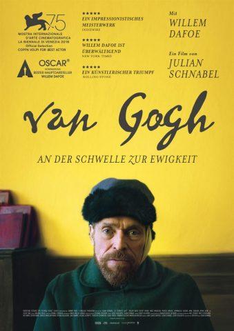 Van Gogh - 2018 Filmposter