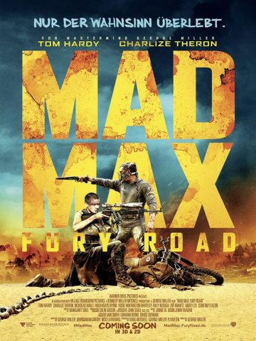 Mad Max: Fury Road - 2015 Filmposter
