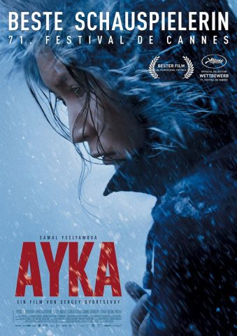 Ayka - 2018 Filmposter
