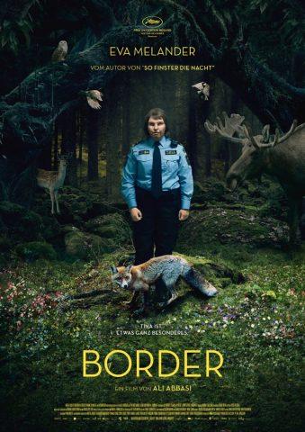 Border - 2018 Filmposter