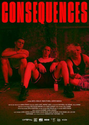 Konsequenzen - 2018 Filmposter