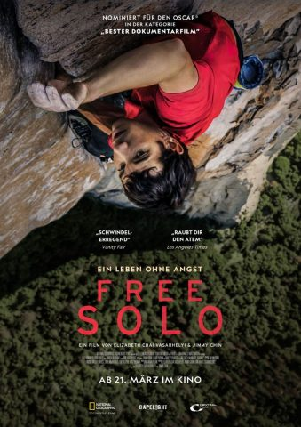 Free Solo - 2018 Filmposter
