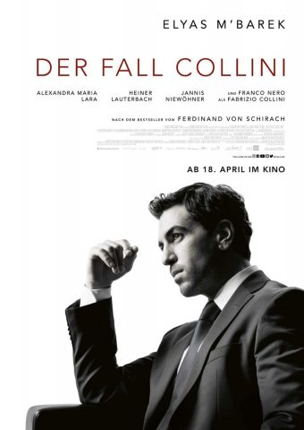 Der Fall Collini - 2019 Filmposter
