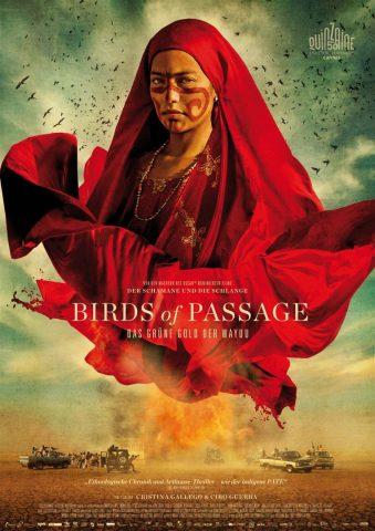 Birds of Passage - 2018 Filmposter