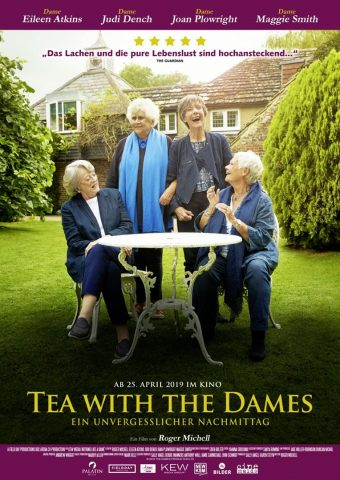 Tea with the Dames - 2018 Filmposter