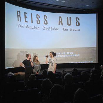 Reiss aus - Premiere im Metropol