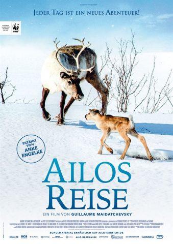 Ailos Reise - 2018 Filmposter